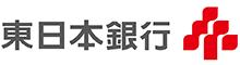 東日本銀行のロゴマーク