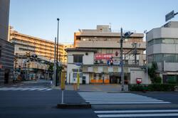 東あずま駅周辺の街並み(出典:PIXTA)